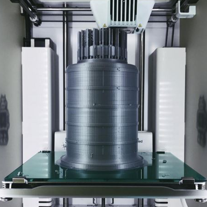 3D printed product design prototype in south florida office in ultimaker printer