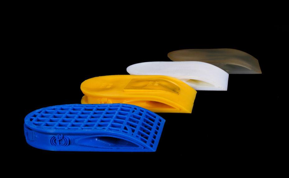 3D printed smartphone accessory shoe prototype