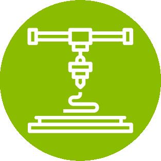 3D Print Service Graphic