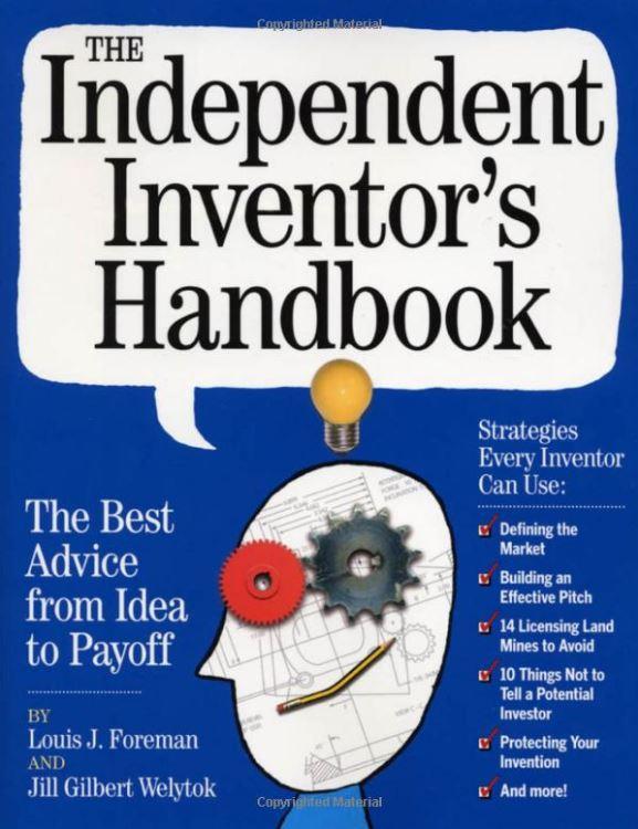 Inventors Handbook preview